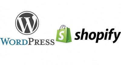 tienda en wordpress o shopify